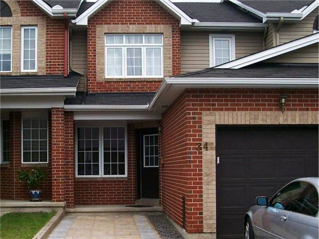 Townhouse at 34 Cargrove Pvt, Ottawa, Ontario. Image 12