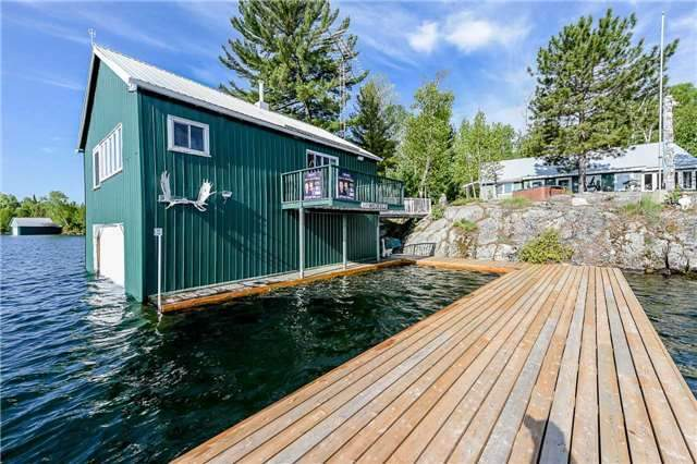 Detached at 194 Lake Temagami Island W, Unit 856, Temagami, Ontario. Image 12
