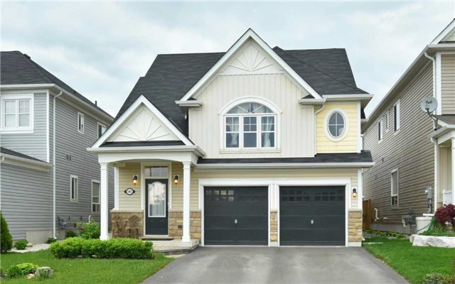 Detached at 543 Wansburgh Way, Shelburne, Ontario. Image 1