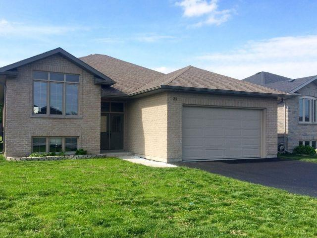 Detached at 23 Freedom Cres, Quinte West, Ontario. Image 1