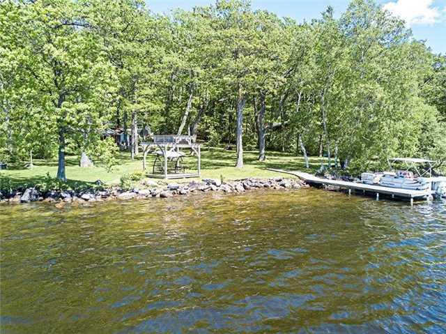 Detached at Lot 7 Rack Island Rd, Alnwick/Haldimand, Ontario. Image 5