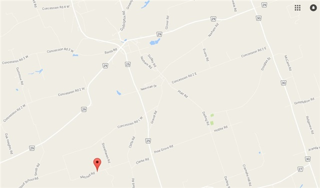 Vacant Land at 0 Mitchell Rd, Trent Hills, Ontario. Image 2