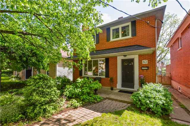 Detached at 83 Barrie St, Cambridge, Ontario. Image 1