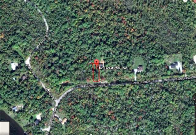 Vacant Land at 461 Forest Park Rd, Pembroke, Ontario. Image 1
