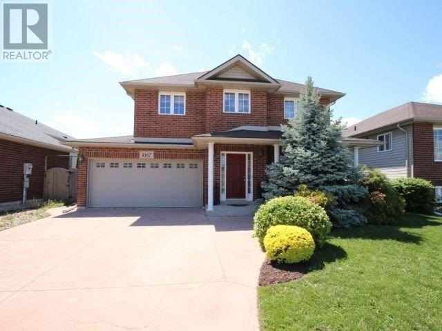 Detached at 1167 Frederica Ave, Windsor, Ontario. Image 13