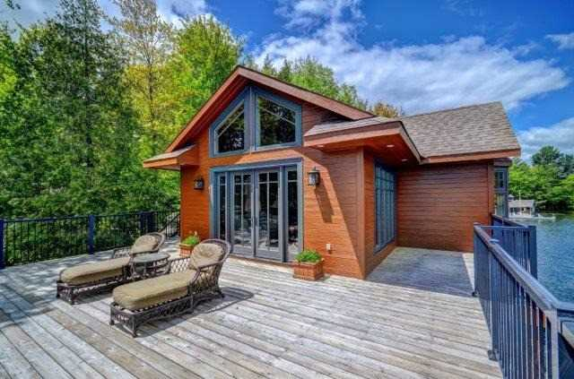 Cottage at 1082 Halls Rd, Unit 5, Muskoka Lakes, Ontario. Image 5