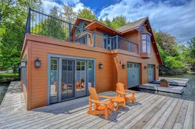 Cottage at 1082 Halls Rd, Unit 5, Muskoka Lakes, Ontario. Image 6