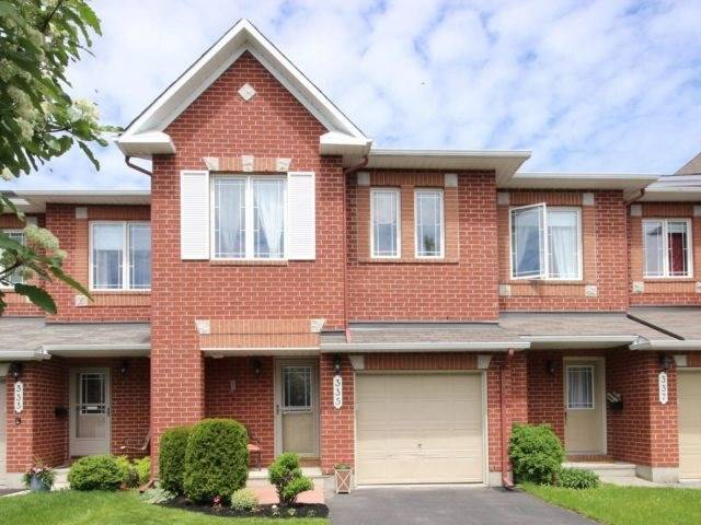 Townhouse at 335 Bryarton St, Ottawa, Ontario. Image 1