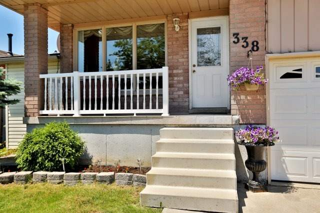 Detached at 338 Templemead Dr, Hamilton, Ontario. Image 12