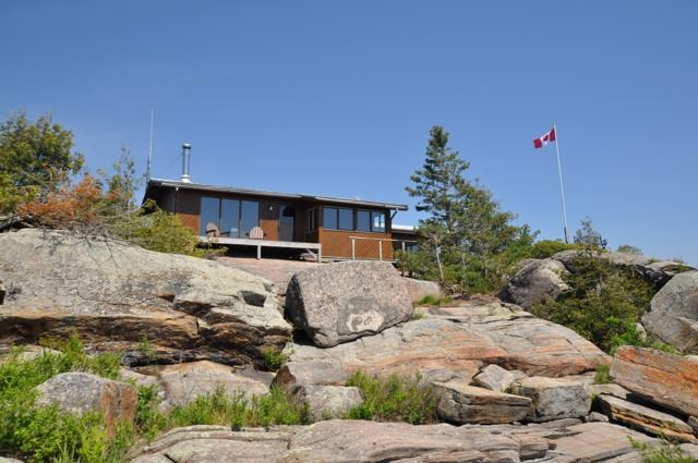Detached at 367C Chilco Island, Carling, Ontario. Image 14