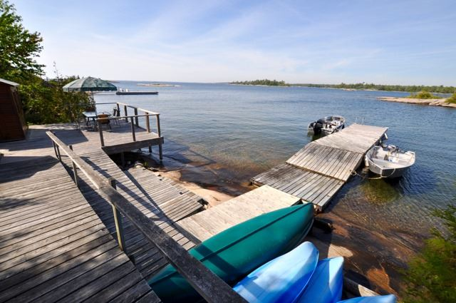Detached at 367C Chilco Island, Carling, Ontario. Image 17