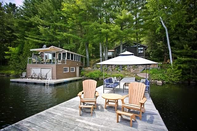 Cottage at 43 Pheasant Lane, North Kawartha, Ontario. Image 1