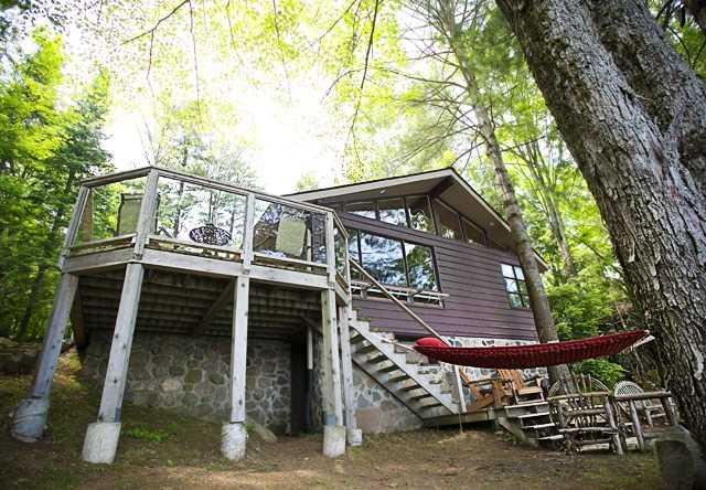 Cottage at 43 Pheasant Lane, North Kawartha, Ontario. Image 5