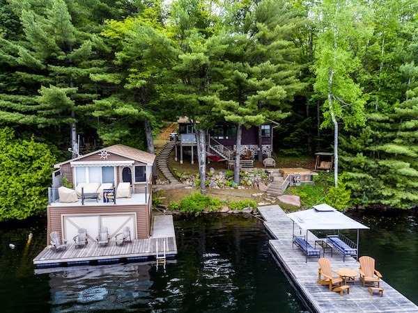 Cottage at 43 Pheasant Lane, North Kawartha, Ontario. Image 13