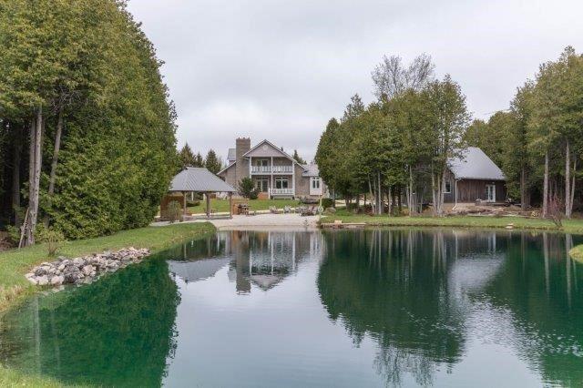 Rural Residence at 354565 Osprey Artemesia*, Grey Highlands, Ontario. Image 12