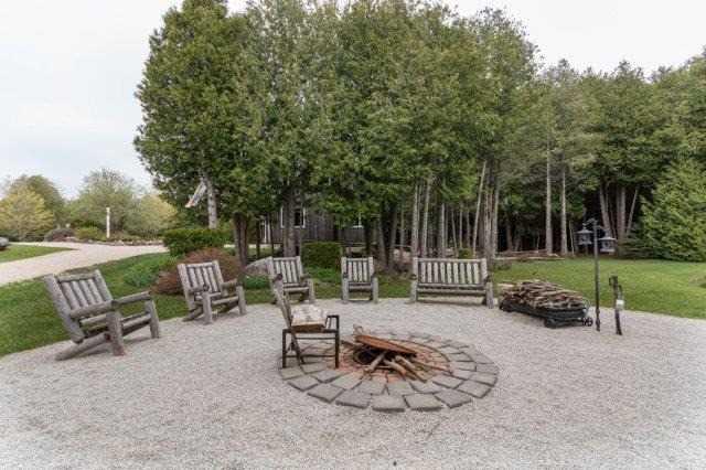 Rural Residence at 354565 Osprey Artemesia*, Grey Highlands, Ontario. Image 8