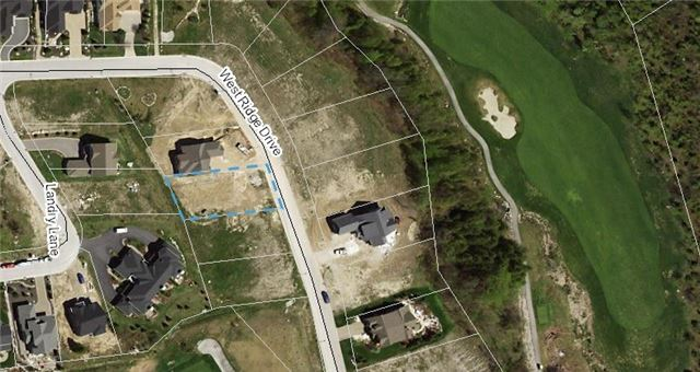 Vacant Land at Lt 28 West Ridge Dr, Blue Mountains, Ontario. Image 1