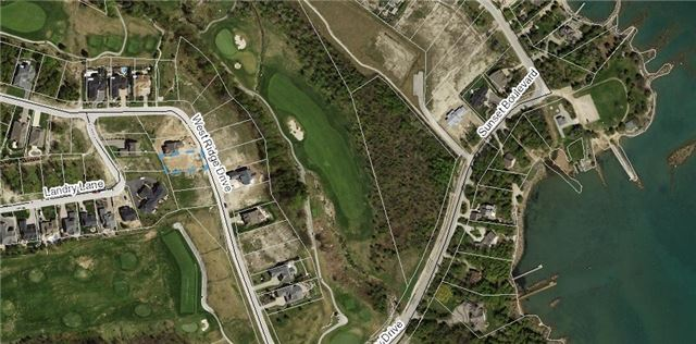 Vacant Land at Lt 28 West Ridge Dr, Blue Mountains, Ontario. Image 2