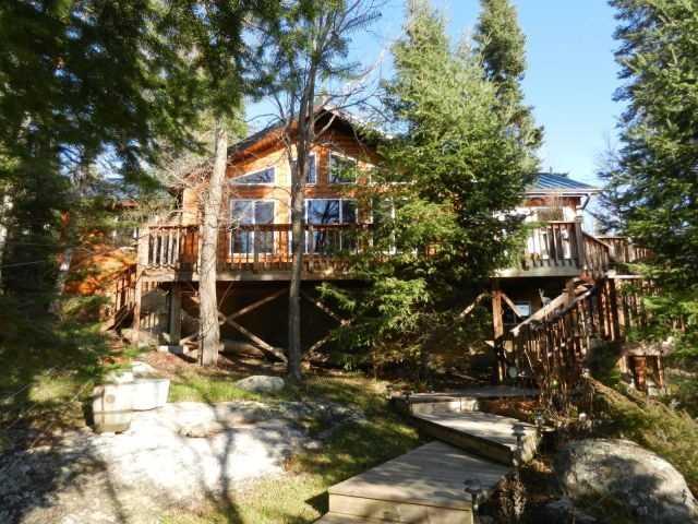 Cottage at 15392 Long Pine Lake Rd, Kenora, Ontario. Image 1