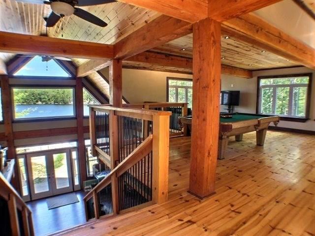 Cottage at 2542 Go Home Lake Shore, Muskoka Lakes, Ontario. Image 5