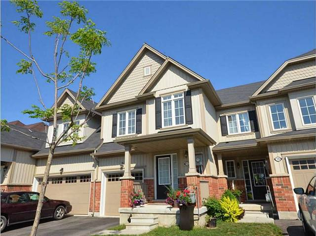 Townhouse at 12 Lynch Cres, Hamilton, Ontario. Image 1