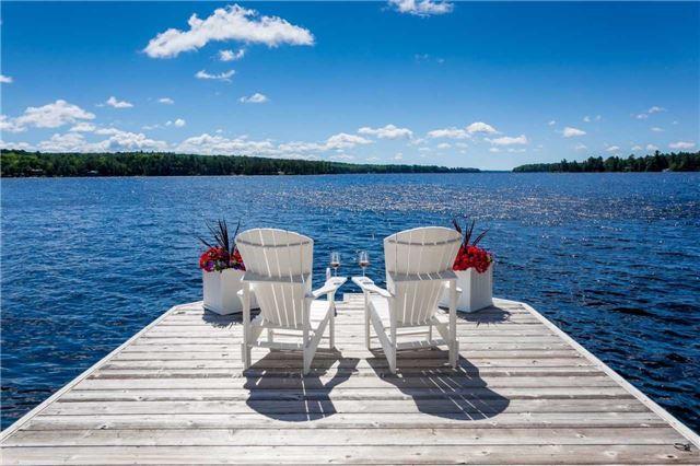 Cottage at 1001 Sagamo Blvd, Muskoka Lakes, Ontario. Image 8