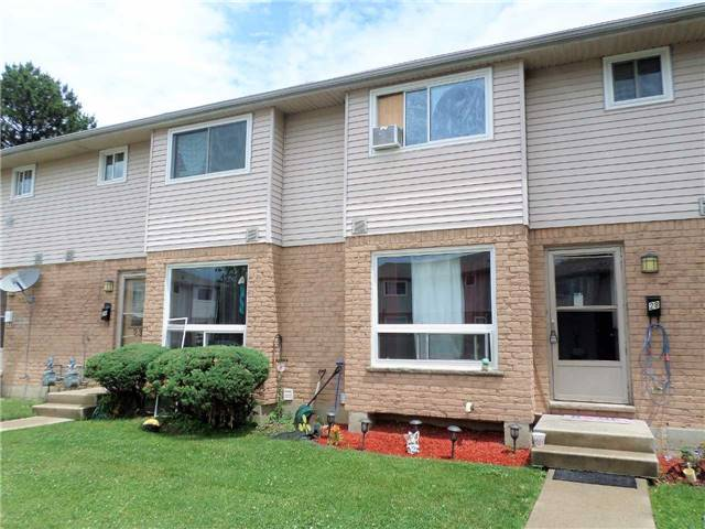 Condo Townhouse at 550 Second St, Unit 28, London, Ontario. Image 1
