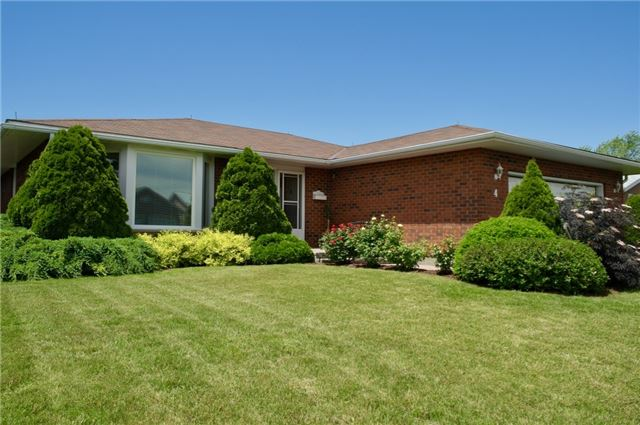 Detached at 4 Rogers Rd, Brighton, Ontario. Image 1