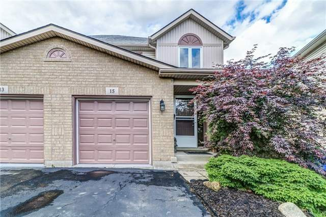 Semi-detached at 15 Gonzalez Crct, Thorold, Ontario. Image 12