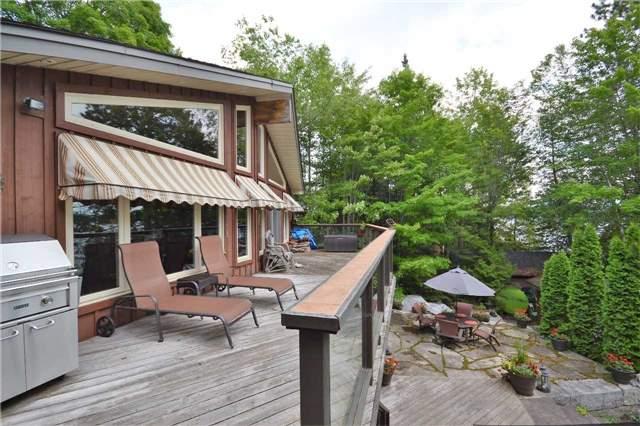 Rural Residence at 38 Hawk's Bay Lane, North Kawartha, Ontario. Image 10