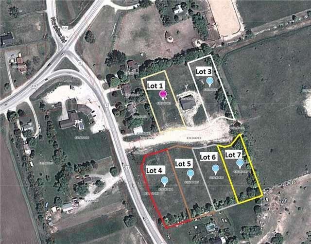 Vacant Land at Lot 1-7 Adam Crt, Kawartha Lakes, Ontario. Image 1