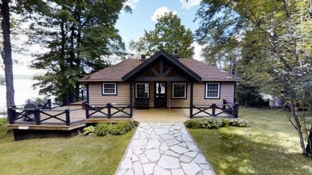 Cottage at 2041 North Baptiste Lake Rd, Bancroft, Ontario. Image 1