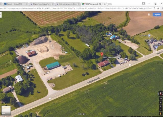 Detached at 10057 Longwoods Rd, London, Ontario. Image 1