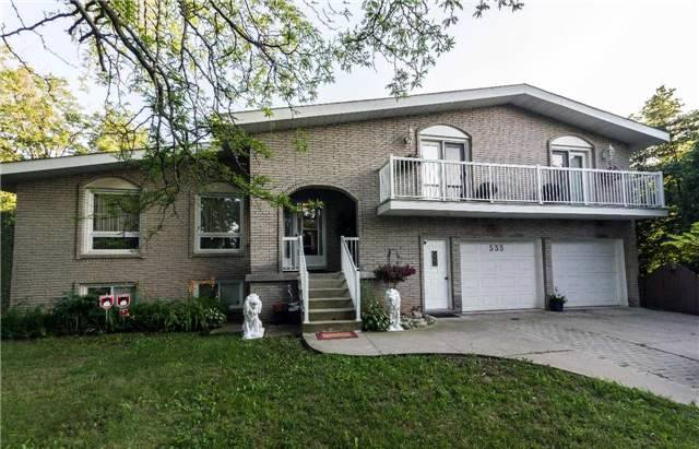Detached at 533 Main St W, Grimsby, Ontario. Image 1