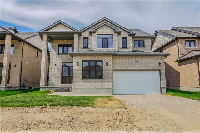 Detached at 725 Spitfire St, Woodstock, Ontario. Image 1