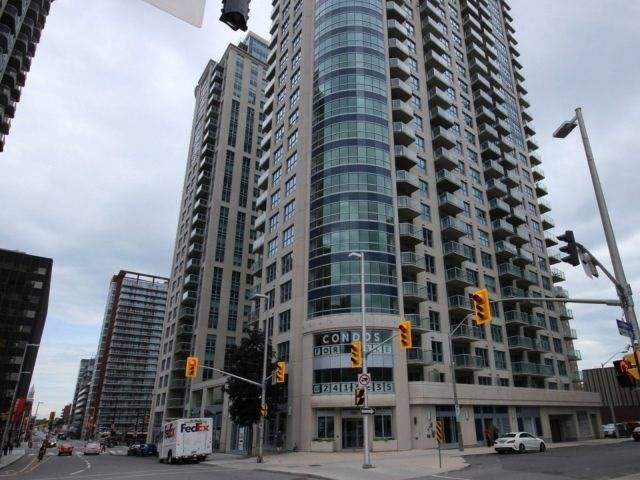 Condo Apartment at 195 Besserrer St, Unit 2604, Ottawa, Ontario. Image 1