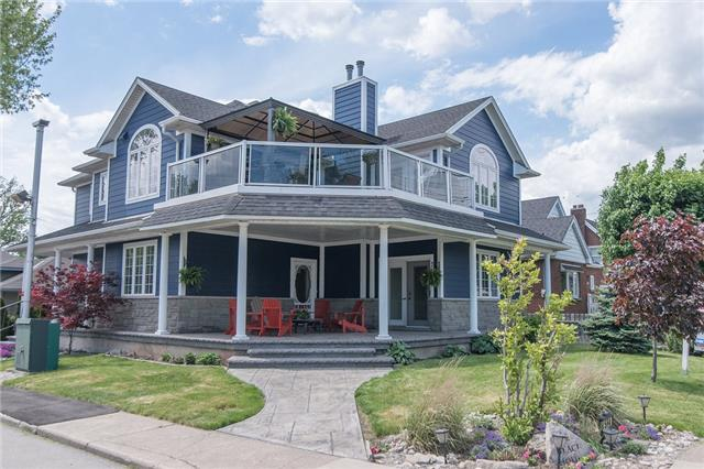 Detached at 564 Beach Blvd, Hamilton, Ontario. Image 12
