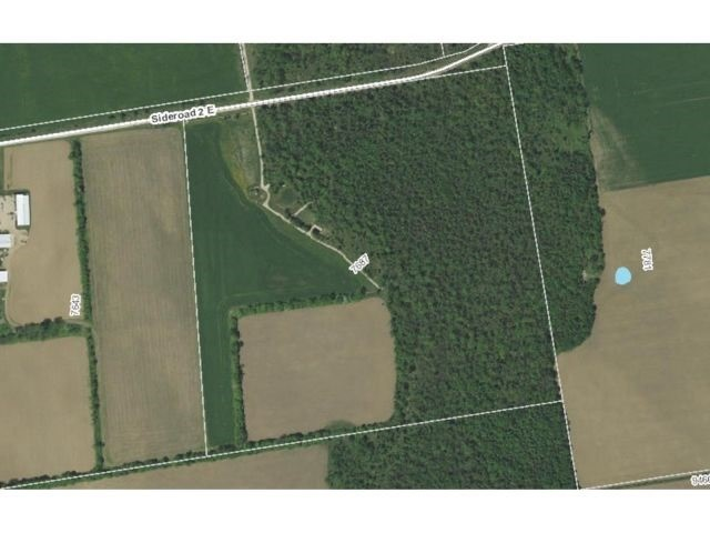 Vacant Land at 7687 Sideroad 2E, Wellington North, Ontario. Image 9
