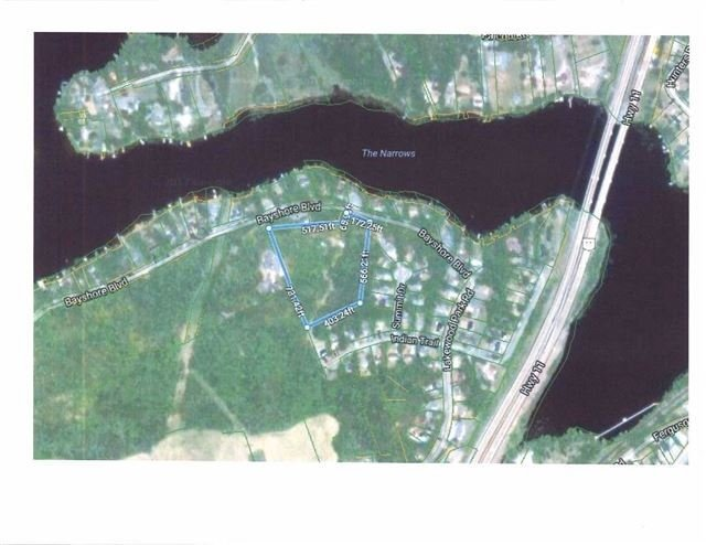 Vacant Land at 400 Indian Tr, Huntsville, Ontario. Image 2