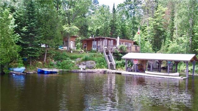 Cottage at 830 Weslemkoon Lake Wao Rd, Addington Highlands, Ontario. Image 19