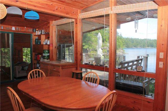 Cottage at 830 Weslemkoon Lake Wao Rd, Addington Highlands, Ontario. Image 4