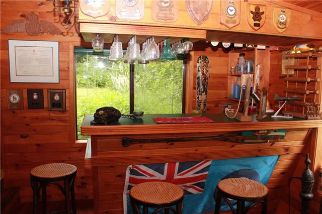 Cottage at 830 Weslemkoon Lake Wao Rd, Addington Highlands, Ontario. Image 8