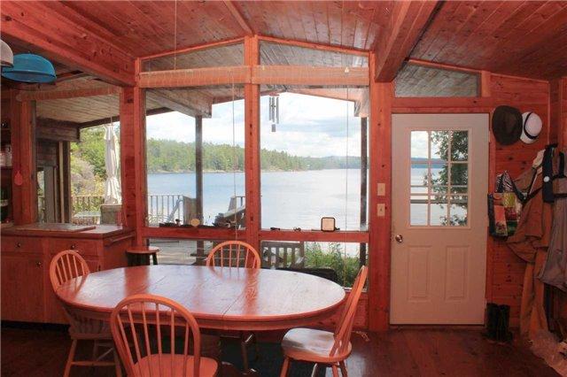 Cottage at 830 Weslemkoon Lake Wao Rd, Addington Highlands, Ontario. Image 13