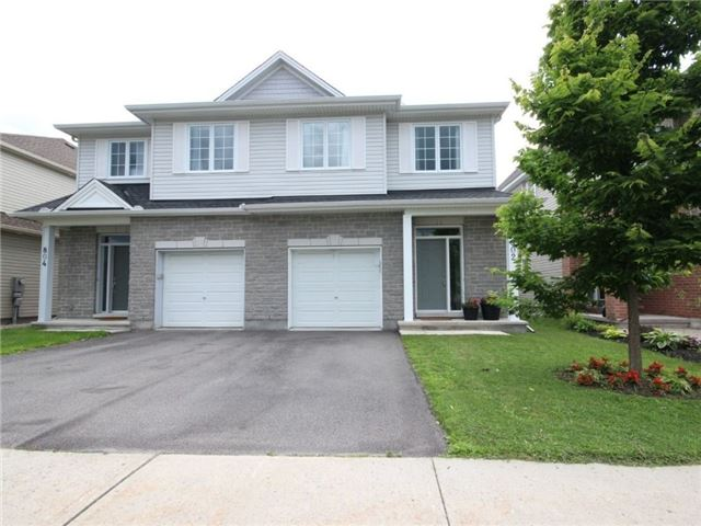 Semi-detached at 802 White Alder Ave, Ottawa, Ontario. Image 1