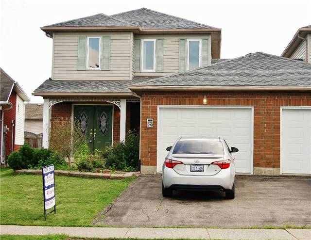 Townhouse at 79 Devine Cres, Thorold, Ontario. Image 1