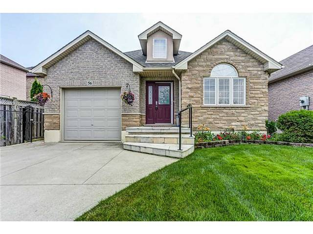 Detached at 56 Leckie Ave, Hamilton, Ontario. Image 1