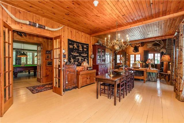 Cottage at D207 Bigwood Island, Parry Sound Remote Area, Ontario. Image 5