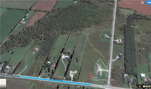 Vacant Land at 064285 County Road 3 Rd, East Garafraxa, Ontario. Image 7