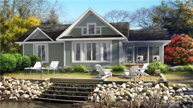 Cottage at 5&6 Six Mile Lake, Georgian Bay, Ontario. Image 1