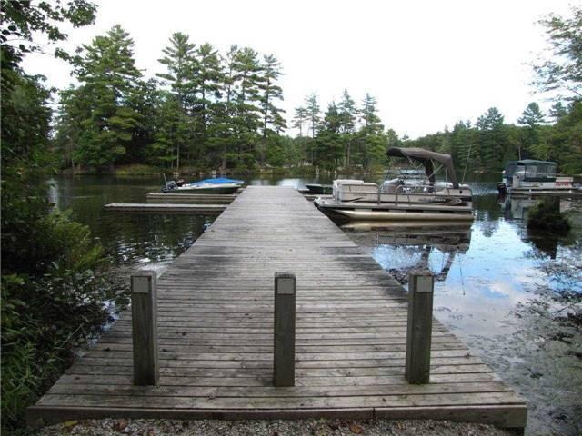 Cottage at 5&6 Six Mile Lake, Georgian Bay, Ontario. Image 6